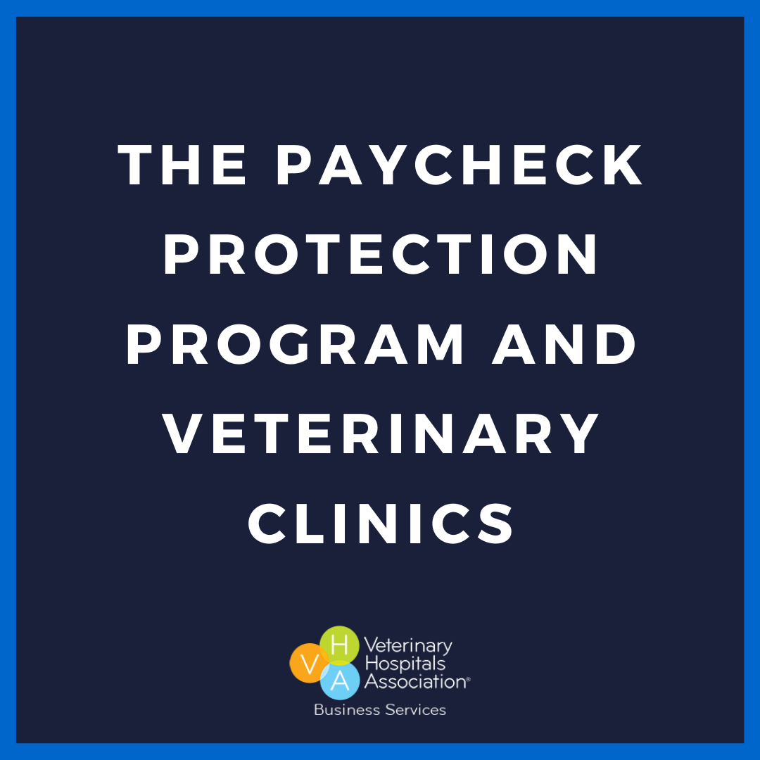 The Paycheck Protection Program and Veterinary Clinics